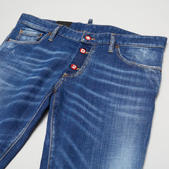 DSQUARED2 SIMPLE SLIM JEANS