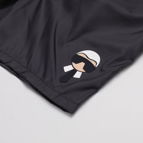FENDI MINI KARL LAGERFELD SWIM SHORT