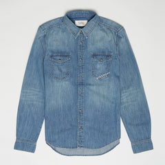 ATELIER GIVENCHY SHIRT IN DENIM