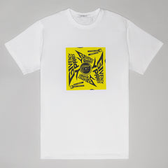 GIVENCHY SUN PRINT T-SHIRT WHITE