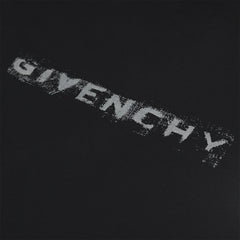 GIVENCHY LOGO T-SHIRT RELAXED FIT BLACK