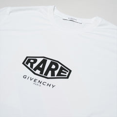 GIVENCHY PRINTED T-SHIRT WHITE