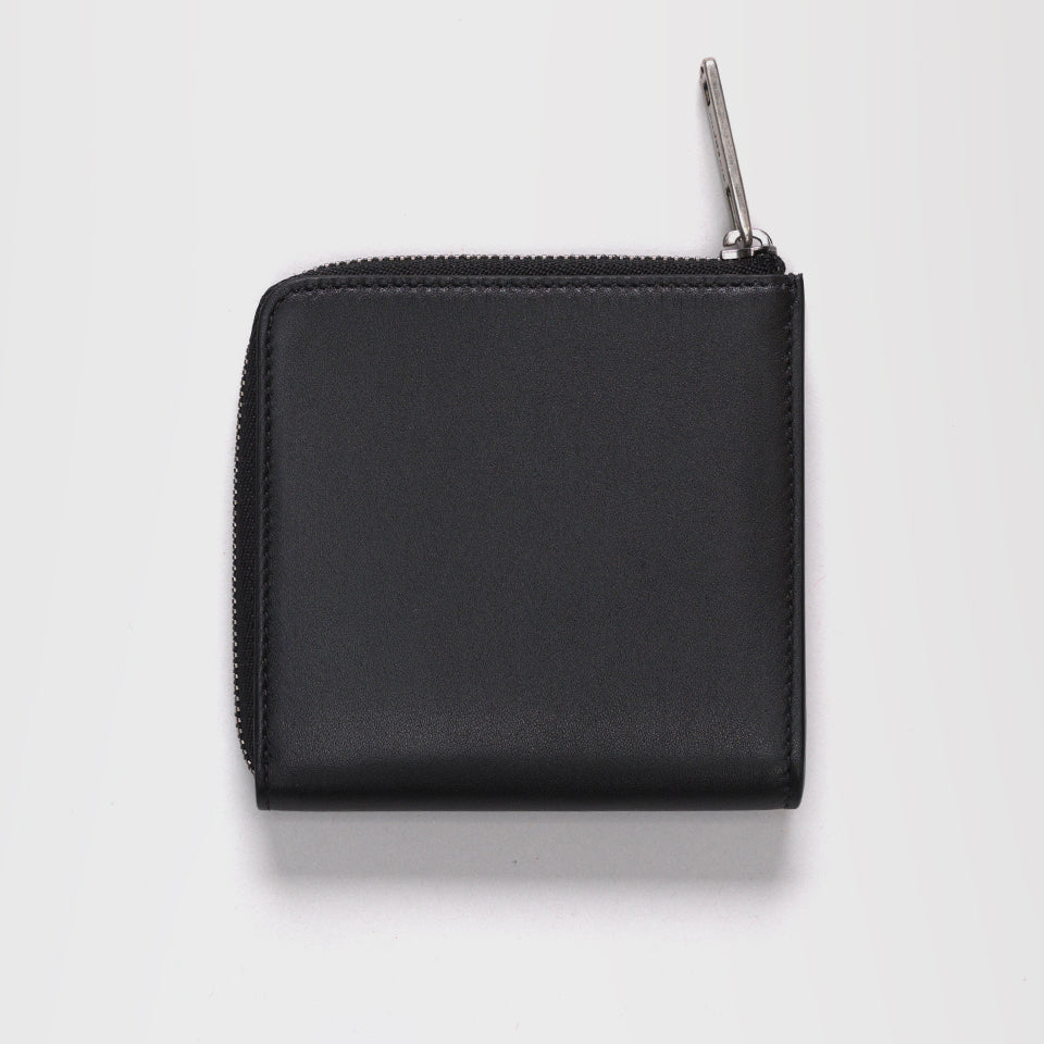 GIVENCHY PARIS LOGO LEATHER WALLET