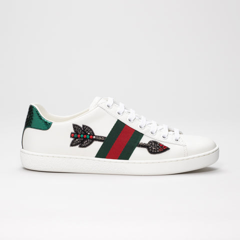 GUCCI ACE ARROW SNEAKERS
