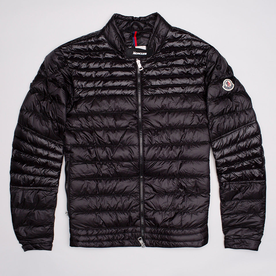 MONCLER KAVIR JACKET BLACK
