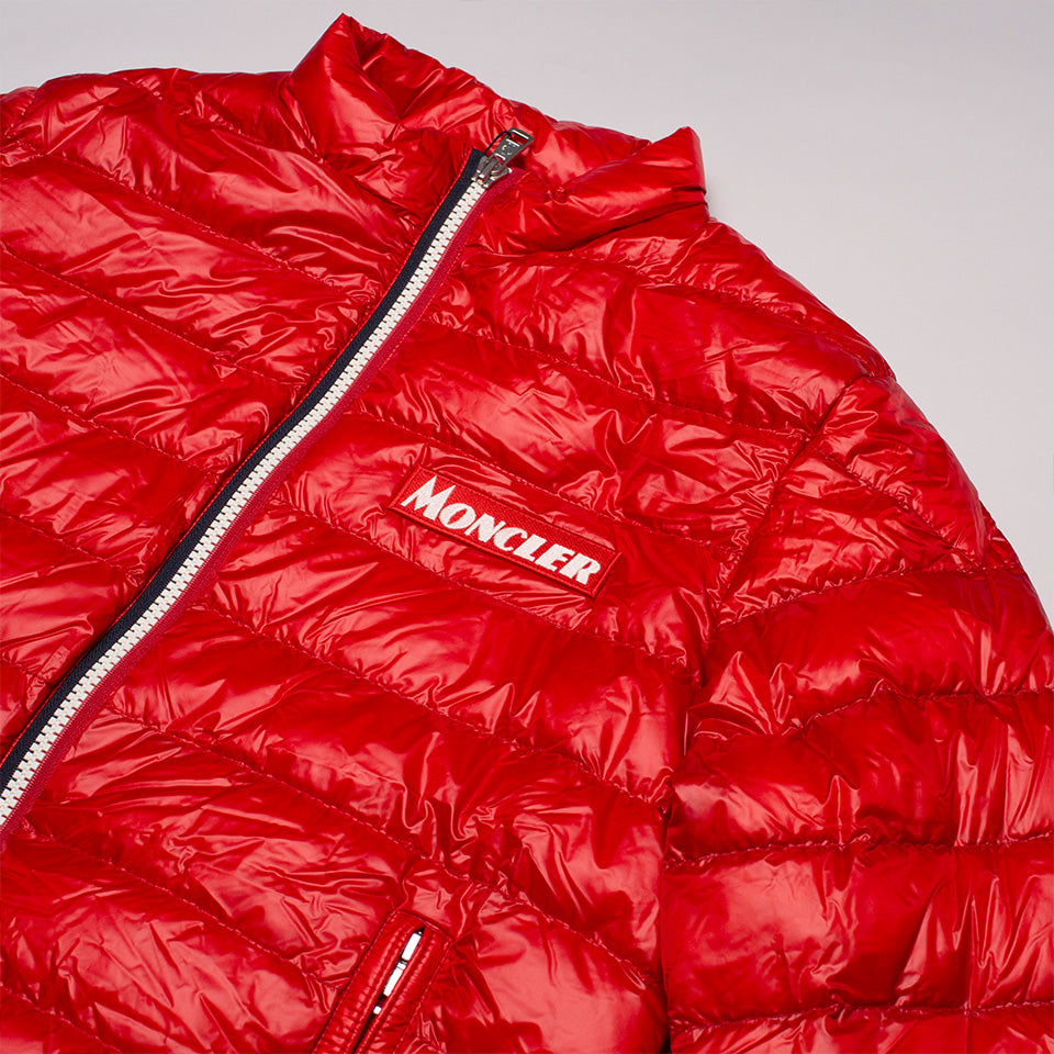 MONCLER PETICHET JACKET RED