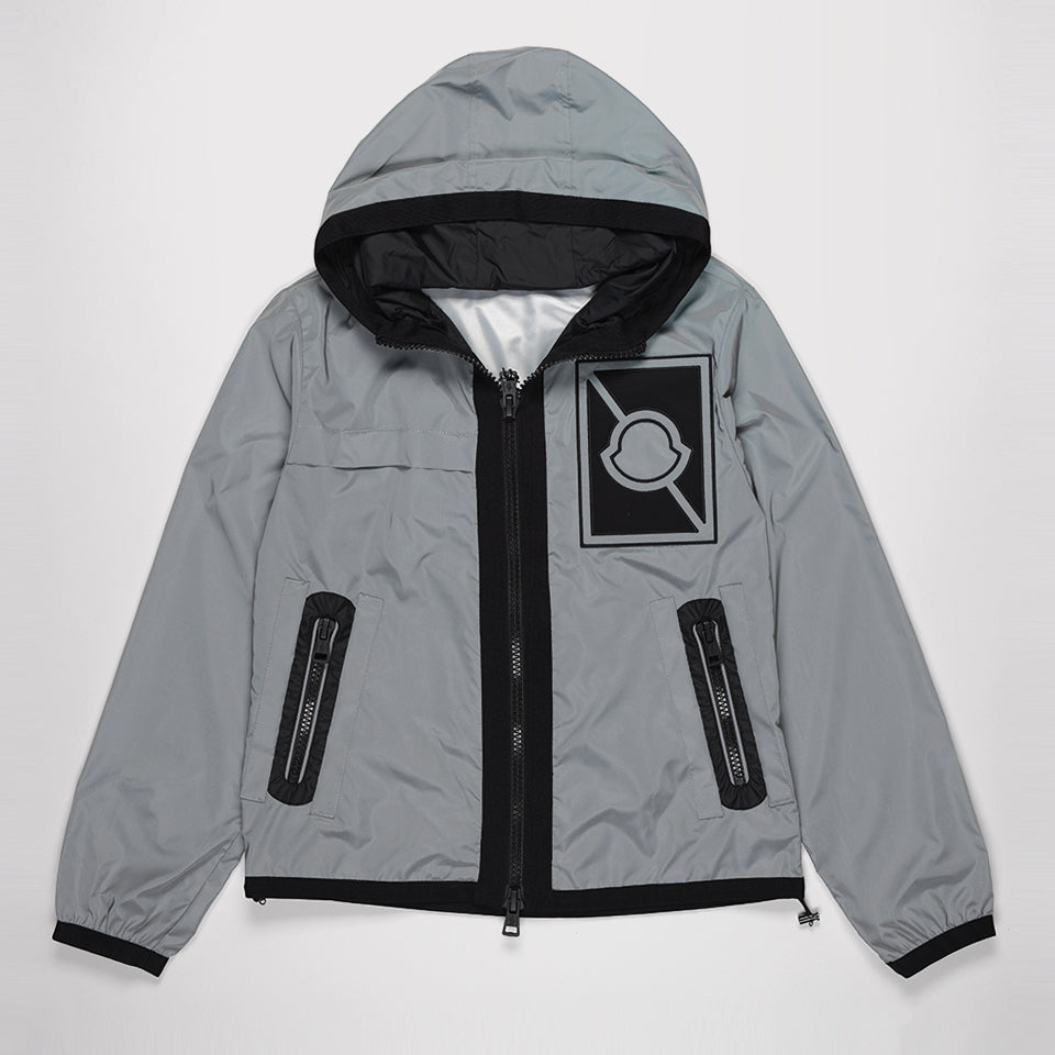 MONCLER X CRAIG GREEN JACKET GREY/REFLECTIVE
