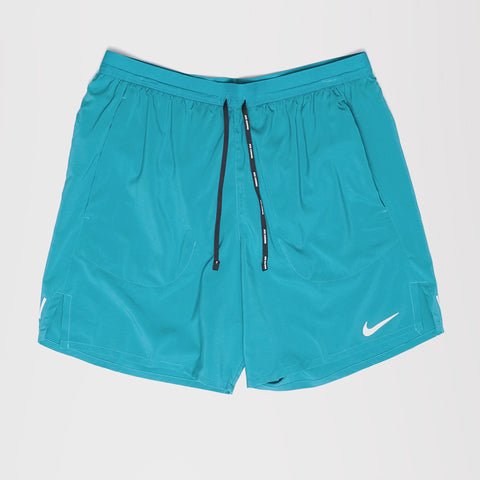 NIKE FLEX STRIDE MENS RUNNING SHORTS BLUSTERY BLUE