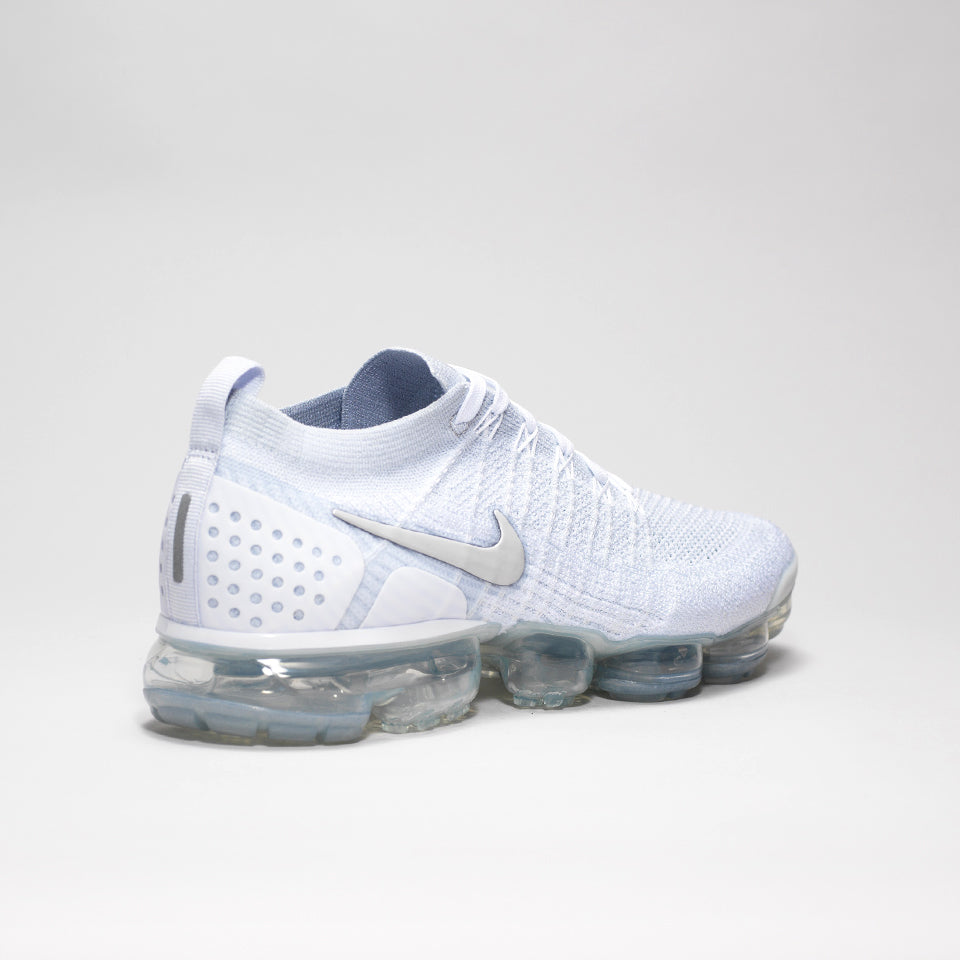 sports shoes 67cdd ffda1 NIKE AIR VAPORMAX FLYKNIT 2 WHITE/GREY
