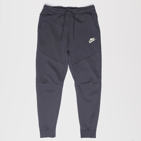 NIKE TECH FLEECE JOGGERS DARK SMOKE GREY