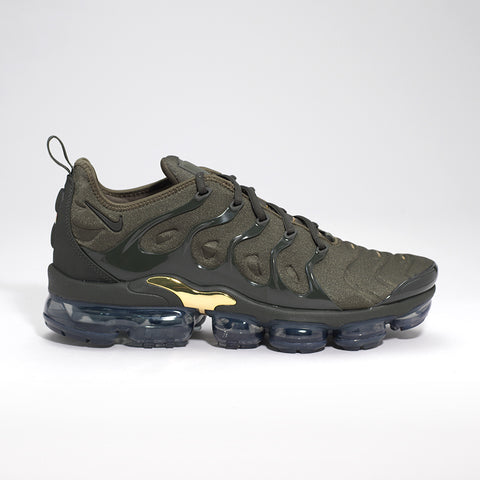 NIKE AIR VAPORMAX PLUS CARGO KHAKI