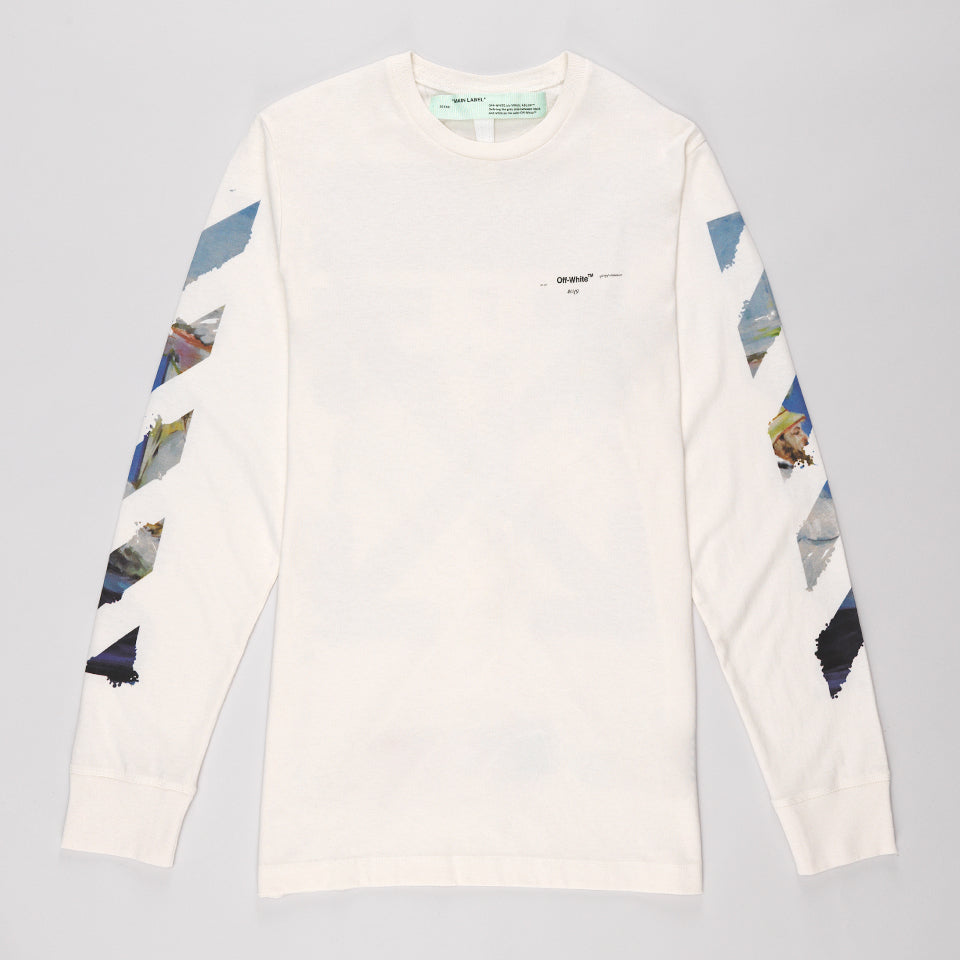 c932307f0be8a OFF-WHITE DIAG ARROWS LONG SLEEVE T-SHIRT OFF WHITE – Mr Trendz
