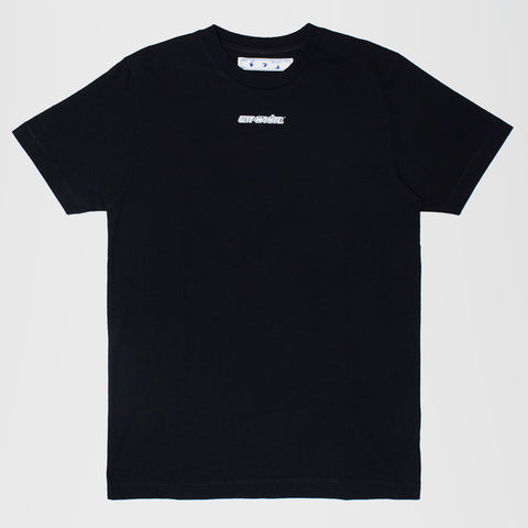 OFF-WHITE MARKER ARROWS OVERSIZED T-SHIRT BLACK