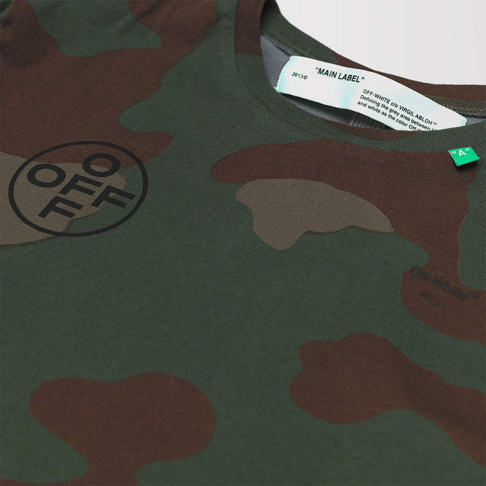 6d2fb1ac36cb Off White Camouflage Long Sleeve T Shirt - raveitsafe