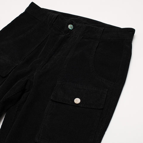 PALM ANGELS CORDUROY CARGO PANTS