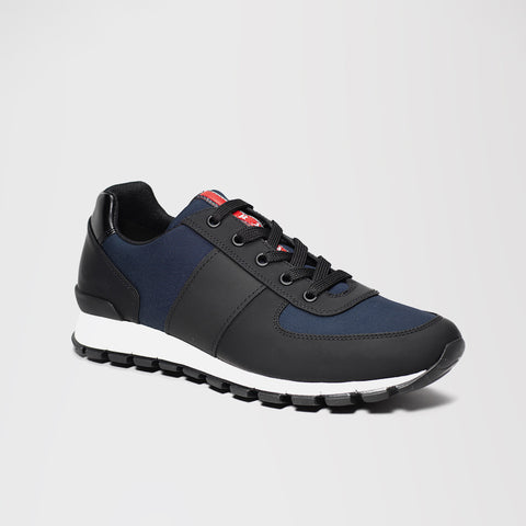 PRADA RUNNERS BLUE/WHITE