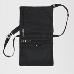 PRADA FOLDED MESSENGER BAG