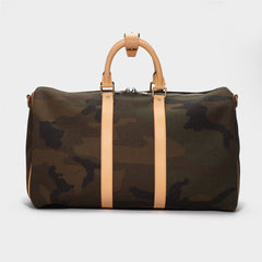 LOUIS VUITTON X SUPREME CAMO HOLDALL