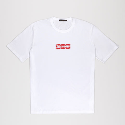 LOUIS VUITTON X SUPREME T-SHIRT