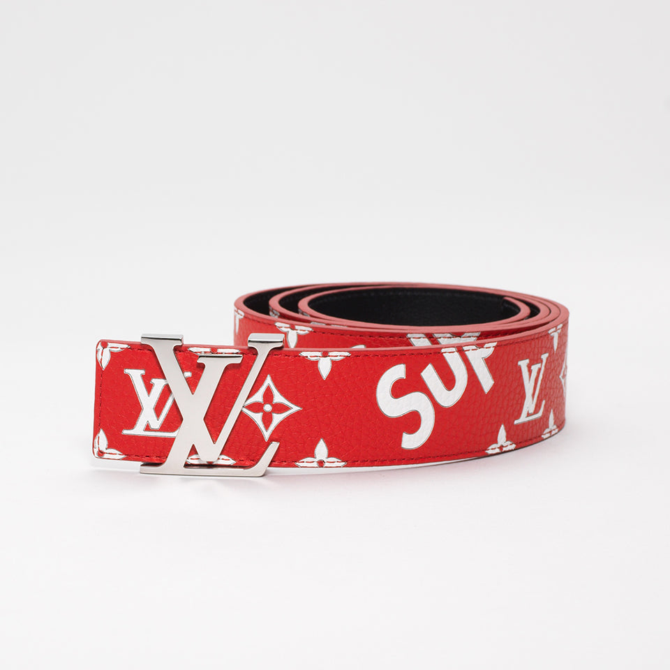 Louis Vuitton X Supreme Belt