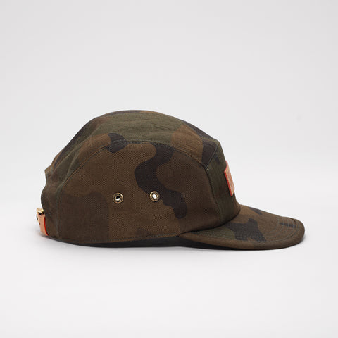 LOUIS VUITTON X SUPREME CAMO CAP