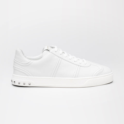 VALENTINO FLYCREW WHITE LEATHER MENS