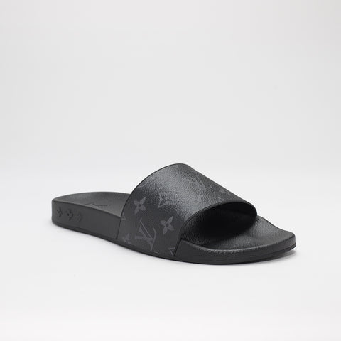 LOUIS VUITTON WATERFRONT MULE SLIDES