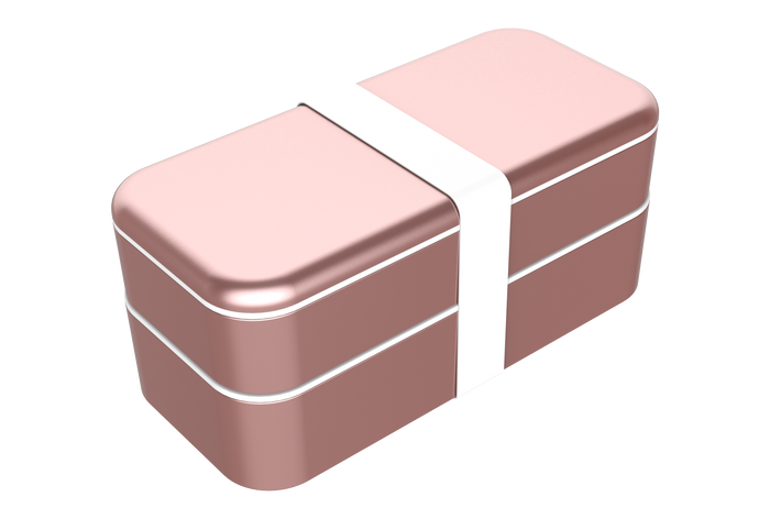 BENTOSTACK ROSE GOLD (Fits USA wall plugs)