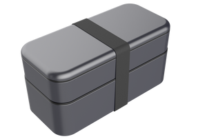 BENTOSTACK XL SPACE GRAY (Fits Euro wall plugs)