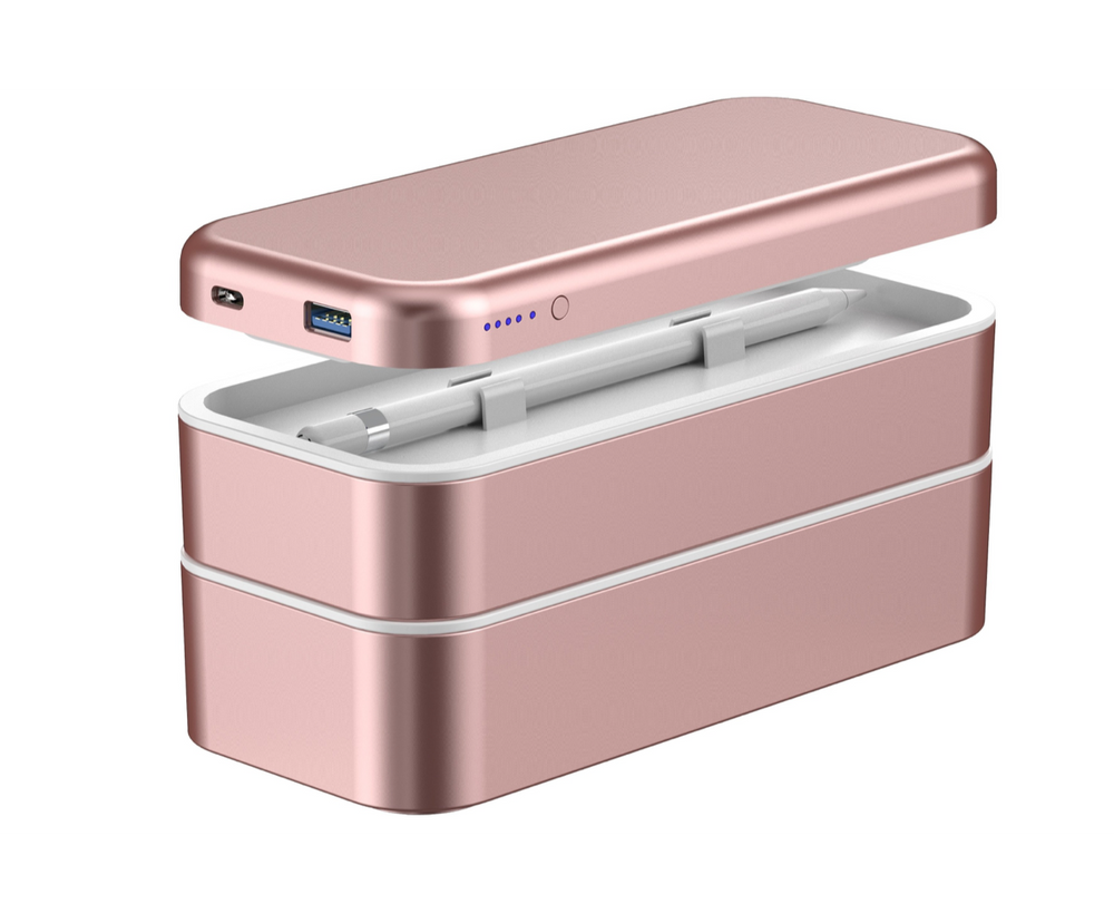 Load image into Gallery viewer, BENTOSTACK CHARGE 5000 - Rose Gold