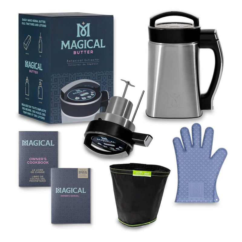 MagicalButter® Machine MB2e Botanical Extractor - Ultimate Edible-Making Machine