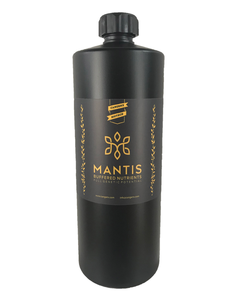 MANTIS Buffered Nutrients 1L by CanGenX
