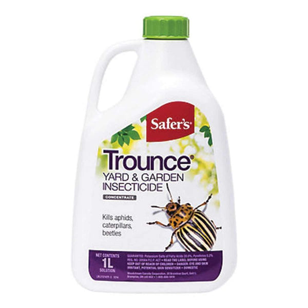 Safer's Trounce 1L Yard & Garden Concentrate Insecticide