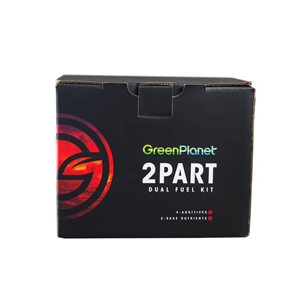 GreenPlanet Nutrients 2 Part Dual Fuel Kit