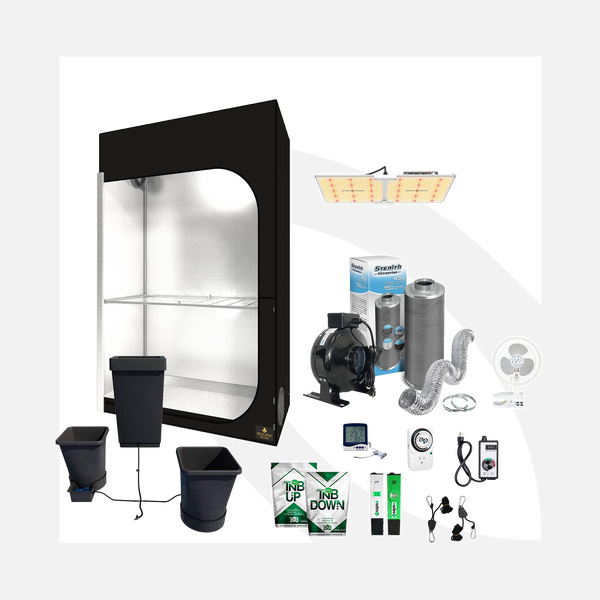 *Updated Pricing* Complete 2 Plant Starter Grow Kit AUTOPOT LED