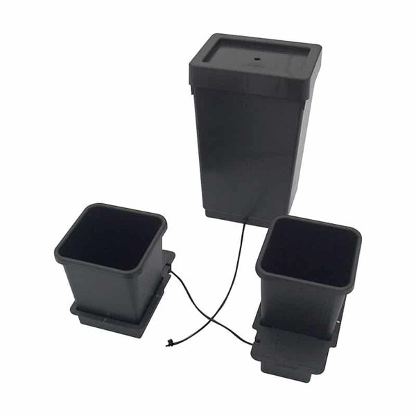 AutoPot 2 Pot (15L) System Kit with 47L Tank Included