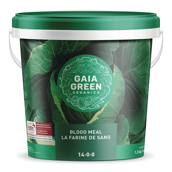 Gaia Green BLOOD MEAL 12-0-0 1.5KG