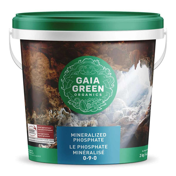 Gaia Green MINERALIZED PHOSPHATE PAIL 2KG