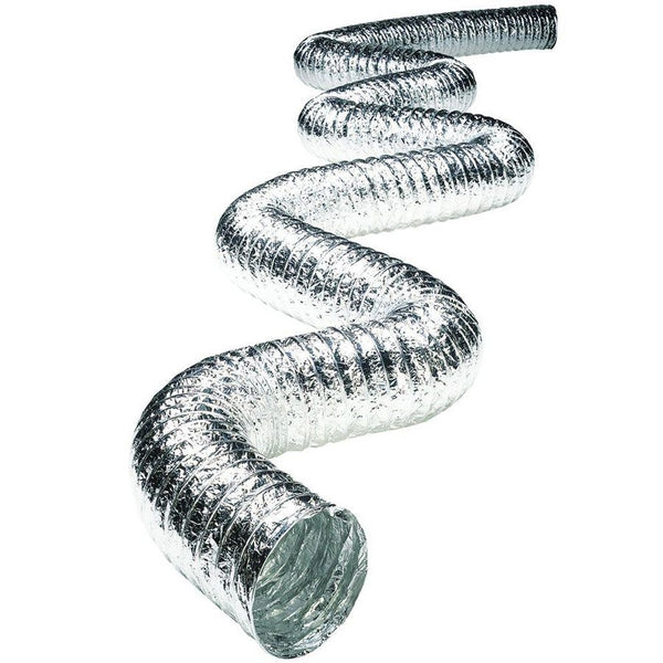 AIR DUCT NON INSULATED FLEXIBLE DUCT 6'' X 25'