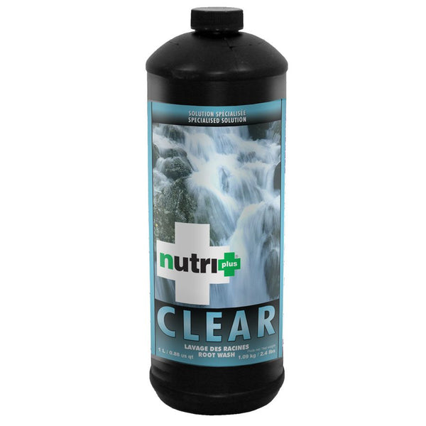 Nutri+ Clear Rinse Solution