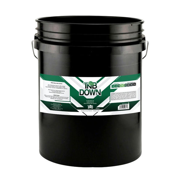 TNB NATURALS PH DOWN POWDER 40LBS