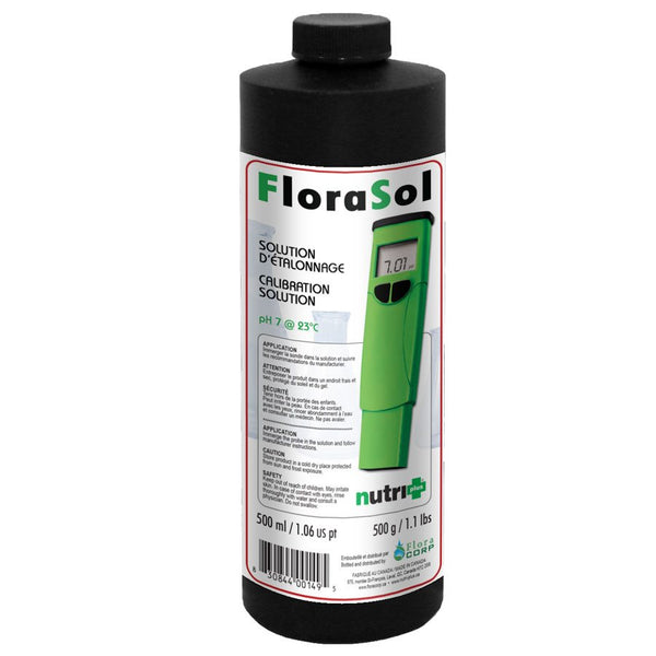 Nutri+ Florasol Calibration Solution PH 7