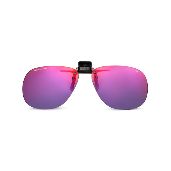 Method Seven Glasses Aviator LED FX Clip-On