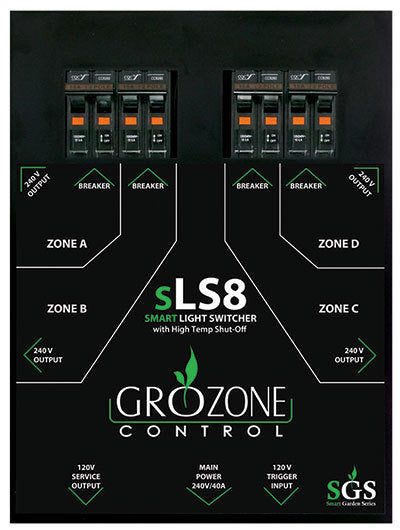 Grozone SLS8 Smart Light Controller