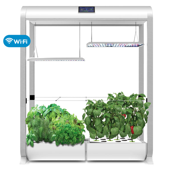 AeroGarden Farm XL, White