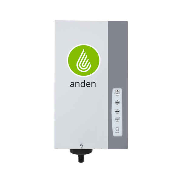 Anden Steam Humidifier AS35FP w/ Fan Pack & Control