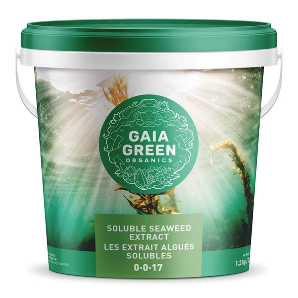 Gaia Green SOLUBLE SEAWEED EXTRACT 1-1-17 1.2KG
