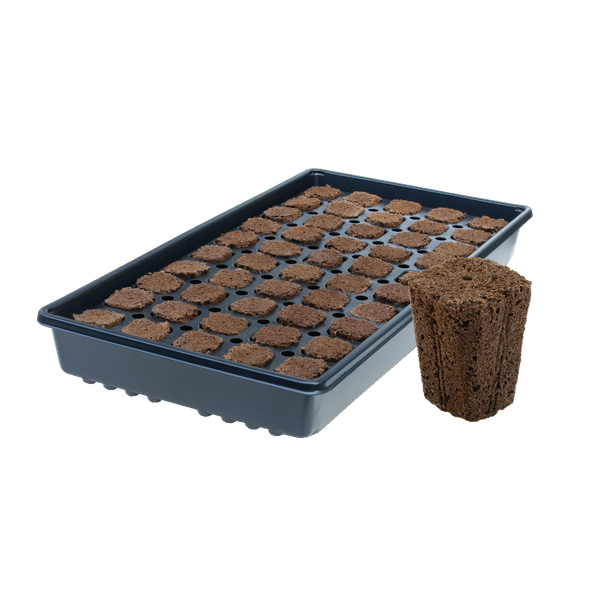 50 Cell Seed Starting Tray w/ Q-Plugs