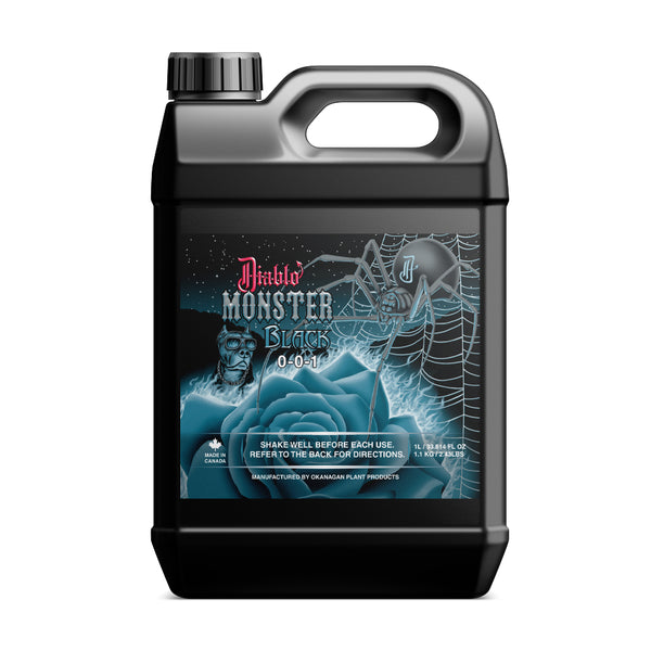 Diablo Nutrients DIABLO MONSTER BLACK