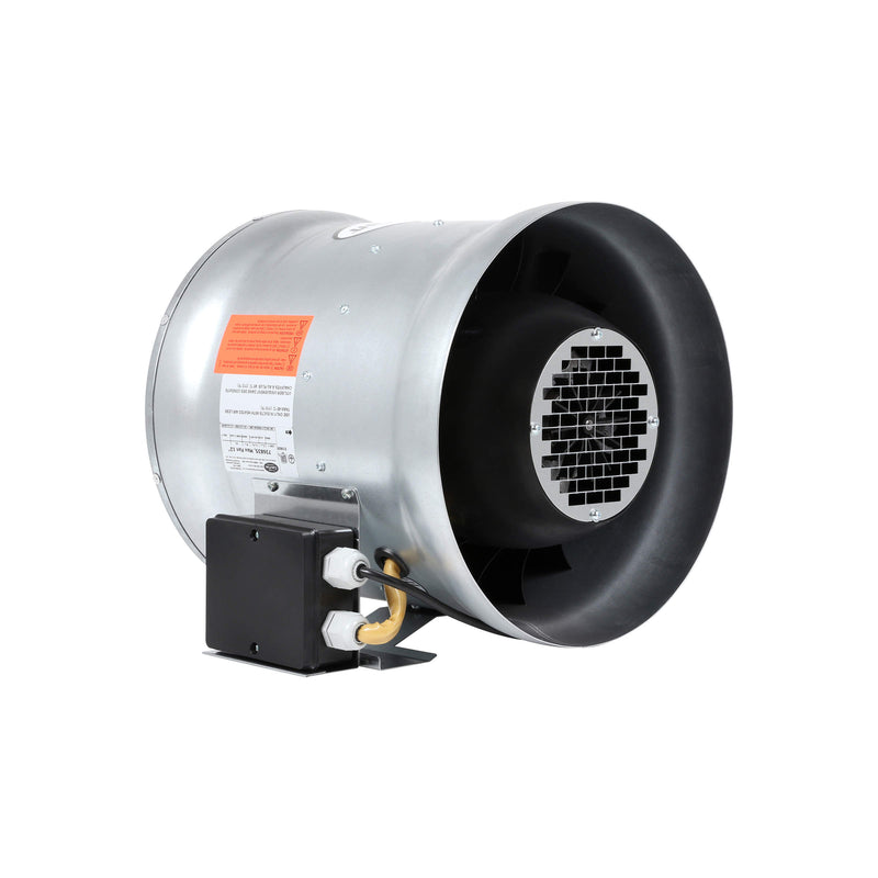 "Max-Fan In-Duct 1708 CFM 12"" Inline Fan"